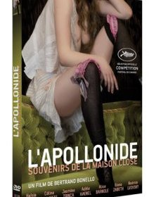L'Apollonide, souvenirs de maison close - le test DVD