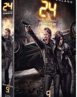 24 Heures Chrono | Live Another Day - La critique et le test DVD