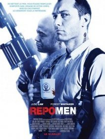 Repo men - la critique