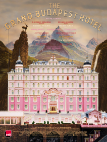 The Grand Budapest Hotel : extrait du Grand Prix du Jury de Berlin