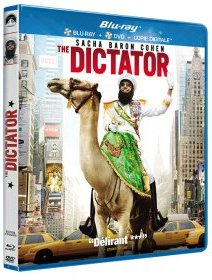 The Dictator - le test blu-ray