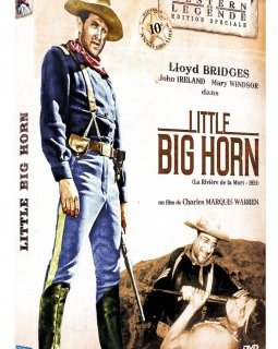 La Rivière de la mort (Little Big Horn) - la critique + le test DVD