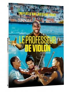 Le professeur de violon - le test DVD