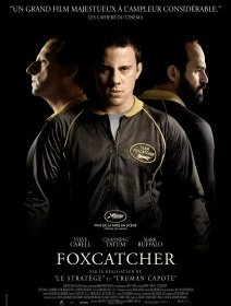 Foxcatcher - la critique du film + test blu-ray