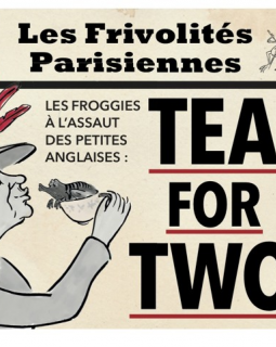 Tea for two : Les airs vintage du Silencio !