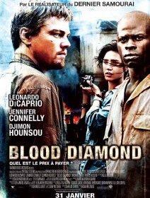 Blood diamond - la critique