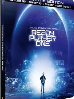 Ready Player One : le test Ultra HD Bluray du monument de Spielberg