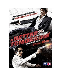 A better tomorrow - la critique + le test DVD