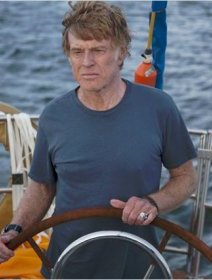 All is Lost, Robert Redford seul au monde - bande-annonce
