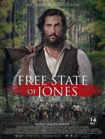 Free State of Jones - la critique du film