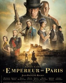 L'Empereur de Paris - la critique du film