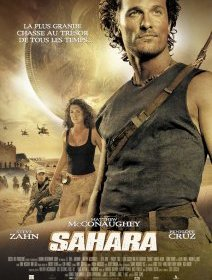 Sahara - la critique + le test DVD