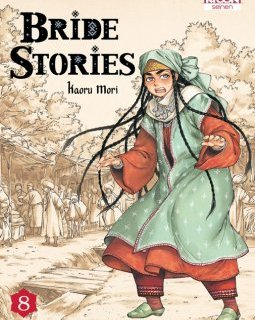 Bride Stories T.8 - La chronique BD