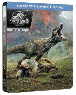 Jurassic World : Fallen Kingdom - le test Blu Ray