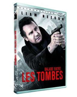 Balade entre les tombes - le test DVD