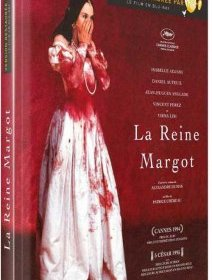 La reine Margot - test de l'édition Digibook blu-ray