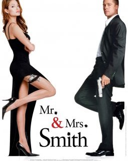 Mr et Mrs Smith - la critique + test DVD