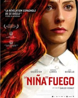 La Niña de Fuego - la critique du film + le test DVD
