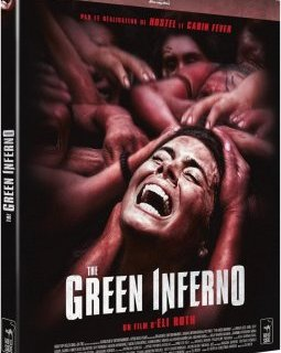 Green Inferno : un blu-ray gore ?