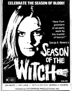Season of the Witch / Hungry Wives / Jack's Wife - la critique du film