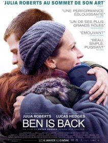 Ben is back - Peter Hedges - critique