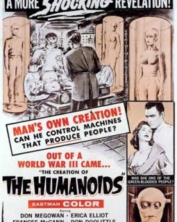 The Creation of the Humanoids - la critique du film et le test DVD