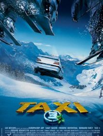 Taxi 3 - la critique du film