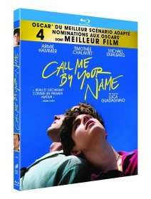 Call Me by Your Name - le test blu-ray