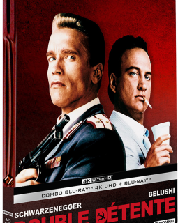Double détente - Le chronique Blu-ray Disc Steelbook