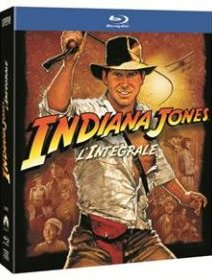 La quadralogie Indiana Jones en blu-ray