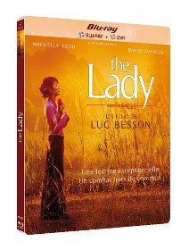 The lady - le test blu-ray du film sur Aung San Suu Kyi