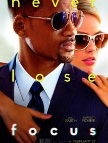 Diversion (Focus) : Will Smith joue les escrocs