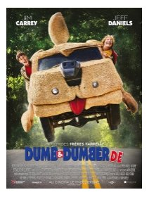 Dumb and Dumber De - la critique du film + le test DVD