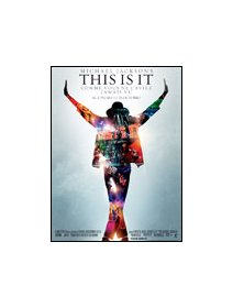 Michael Jackson's this is it en DVD et Blu-ray