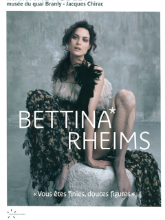 "Exposition photographique Bettina Rheims : ""Vous êtes finies, douces figures"" au Quai Branly"