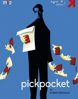 Pickpocket - la critique du film + le test blu-ray