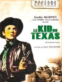 Le kid du Texas - la critique + le test DVD