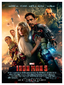 Iron man 3 - la critique