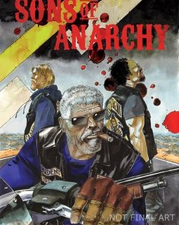 De l'asphalte au comics : Sons of Anarchy !