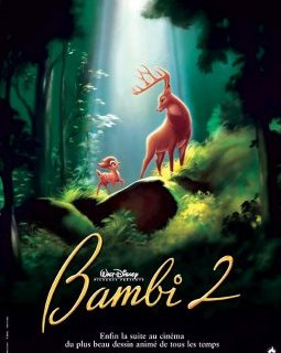 Bambi 2 - la critique du film