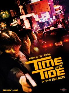 Time and Tide de Tsui Hark crée l'événement en blu-ray