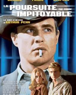 La Poursuite impitoyable - Arthur Penn - critique