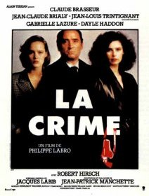 La crime - la critique du film