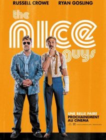 The Nice Guys - Ryan Gosling et Russell Crowe chez Shane Black