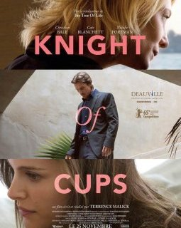 Knight of cups : la critique du dernier Terrence Malick