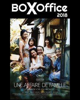 Box-office France : Une affaire de Famille est une Palme en or