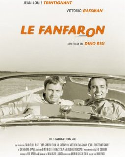 Le Fanfaron - la critique du film
