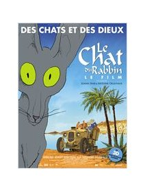 Le chat du rabbin - La critique