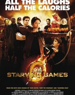 The Starving Games : Hunger Games a désormais sa parodie