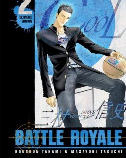 Battle Royale Ultimate Edition . T.2 - La chronique BD